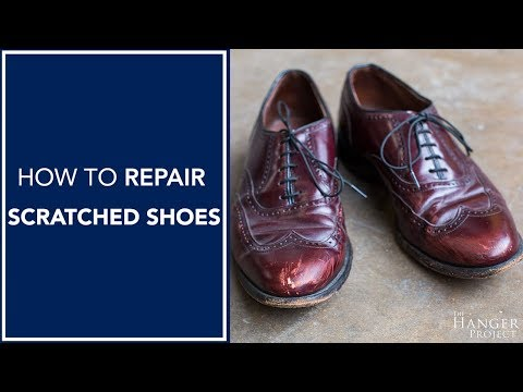 How to Remove Scuffs & Scratches from Leather Shoes