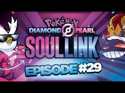 Pokémon Diamond & Pearl Soul Link Randomized Nuzlocke w/ ShadyPenguinn! - Ep 29