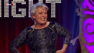Kabarett-Powerfrau Gerburg Jahnke: Frauen und ihre Problemzonen