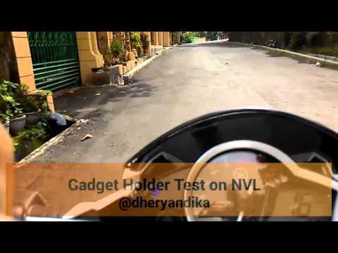 Gadget Holder Test on NVL