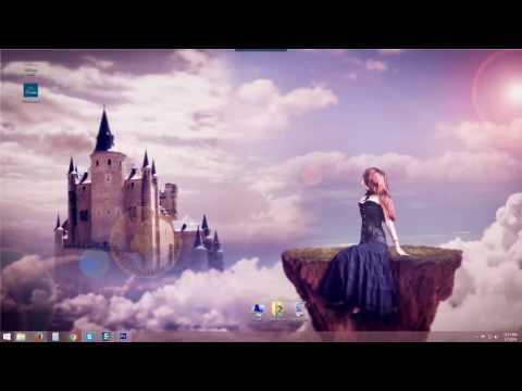 How To Create Animation in Photoshop CS6 - Logo Intro & Outro Animation Sample