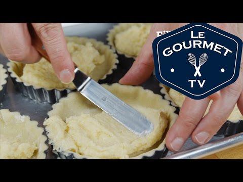 Frangipane (Almond) Tart Filling || Le Gourmet TV Recipes