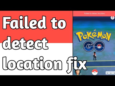 How to fix Pokemon GO failed to detect location or GPS signal not found (Android)