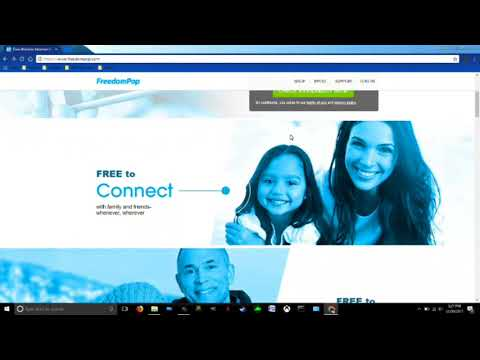 The Guide to Switching: FreedomPop