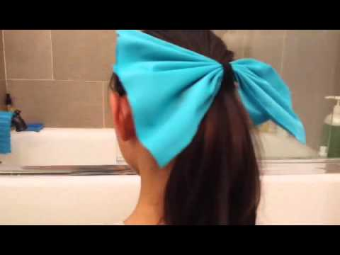 DIY 4 different types of bows