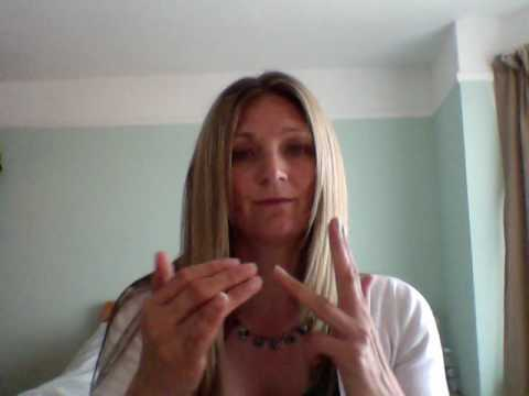 EFT/Tapping for pain in the body