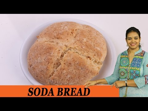 SODA BREAD - Mrs Vahchef
