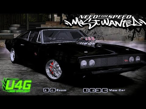 Fast 7 - 1970 Dodge Charger R/T NFS Most Wanted 2005 Mod Spotlight