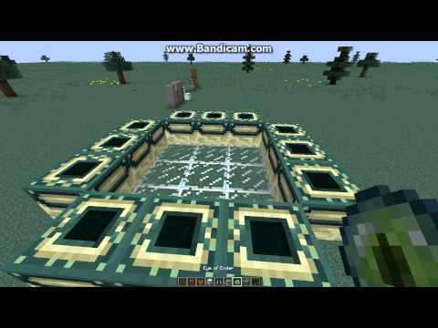 Minecraft Tutorial: How to Make One-Way Glass