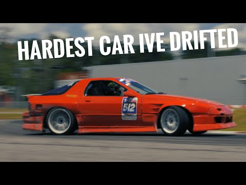 Drift Review | FC RX7 LS Swapped!