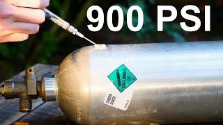 Gallium Vs High Pressure Tank