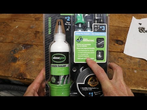 Genuine Innovations Tubeless Kit Tested by a Subscriber!