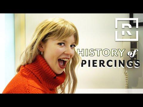 Body Piercing Origins   History Of   Racked