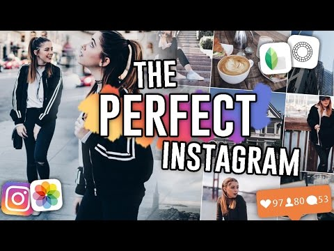 How To Have The PERFECT Instagram Feed: Guide to a Perfect Instagram Theme// Jill Cimorelli
