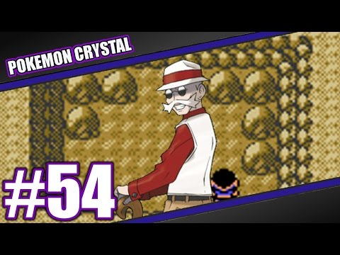 Pokemon Crystal Ep #54: Blaine Burns Out