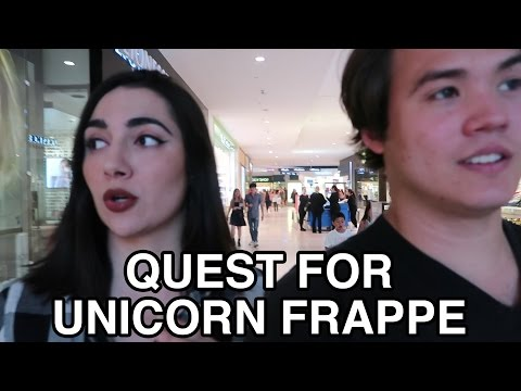 Feather Eyebrows and Unicorn Frappes