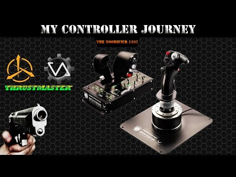 Star Citizen - My Controller Journey From Mouse & Keyboard to HOTAS -  playithub com