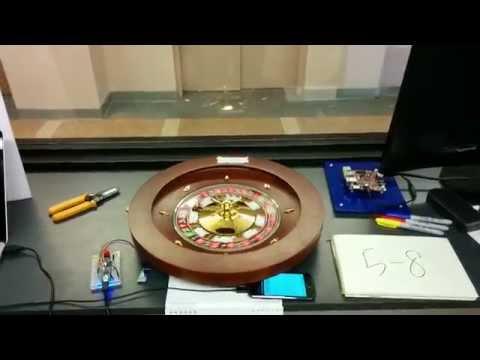 Roulette Prediction Demonstration