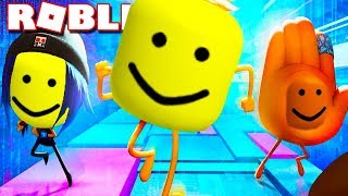 Roblox Adventures - THE EMOJI MOVIE IN ROBLOX! (Escape Emoji Movie Obby)