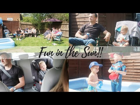 FUN IN THE SUN | THE SATURDAY VLOG #44 | CARLY ELLEN