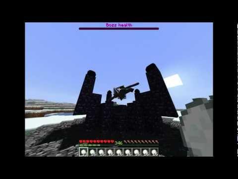 Minecraft EnderDragon Spawner