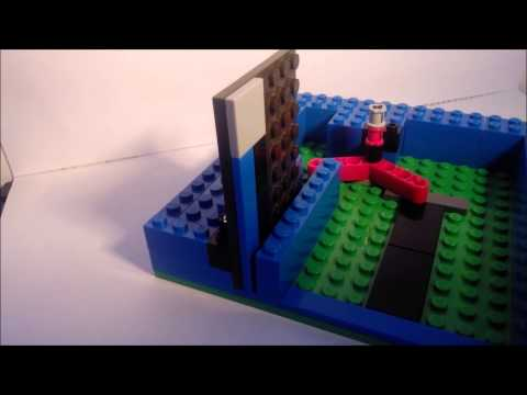 How to make a Easy LEGO (ID CARD) safe