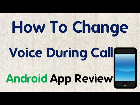 How To Change Voice During Call ? || Technical Naresh