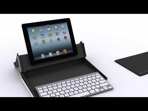 BakkerElkhuizen TabletRiser - Innovative Tablet holder!