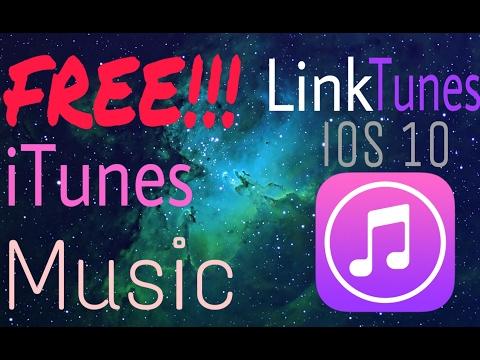 LinkTunes Cydia Tweak For iOS 10 FREE iTunes Music!!!!