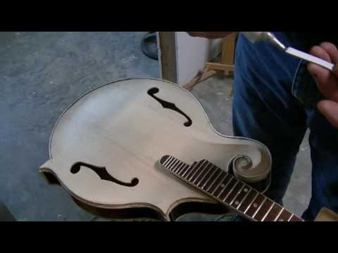 120 RSW Kentucky Mandolin Top Build   Final