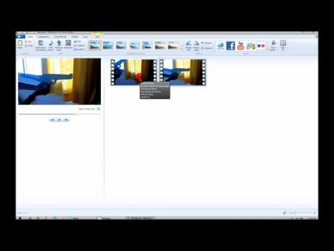 How to make Muzzle Flares & Sound Effects in Windows Live Movie Maker