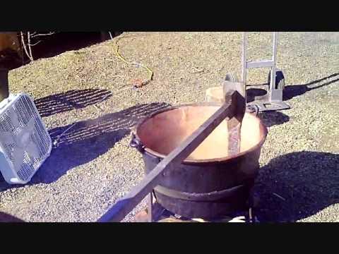 Apple Butter Making- Appalachian Traddition