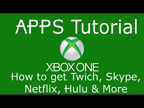 Adding & Pinning Apps | Xbox One
