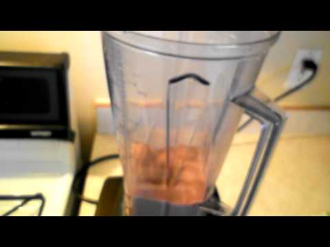 How to make a frozen coffee in the Vitamix