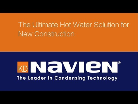 The Ultimate Hot Water Solution for New Construction
