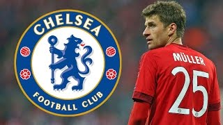 Thomas Müller - Welcome To Chelsea FC ? - HD