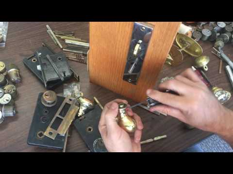 Antique or Baldwin Mortise Lock, my knob came off! [How to fix!]