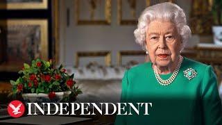 Queen Elizabeth Addresses The UK About The Coronavirus Pandemic