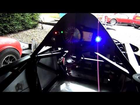 GSXR1000 K5 in OMS single seater race car