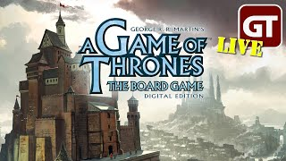 Game of Tubes goes Brettspiel (Werbung): A Game of Thrones: The Board Game Digital Edition - GT LIVE