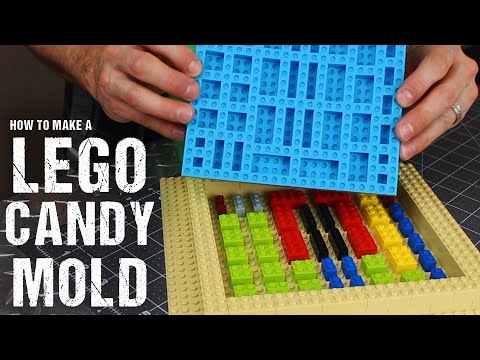 How-To Make a LEGO CANDY Mold