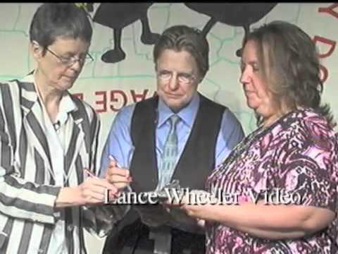 First Same Sex Wedding in New York - Lance Wheeler Video
