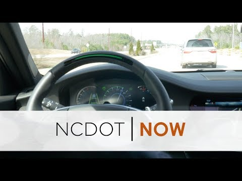 NCDOT Now: March 29, 2018