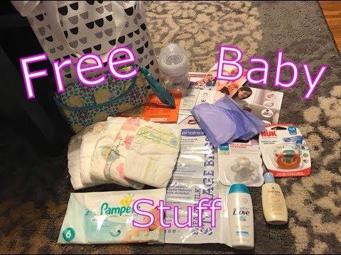 Target Free Baby Gift Bag 2017/ Free Baby Stuff