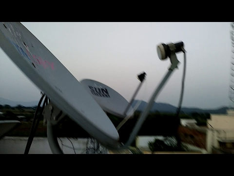 My Dish Setup IS-17 66 / IS-20 68.5 / Airtel 108 other All Ku Band