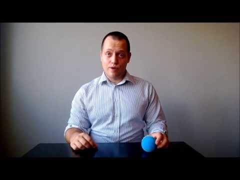 Tennis Elbow series: STRENGTHENING BASICS -  home physical therapy treatment (part 6/10)