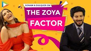 Shah Rukh Khan's Cameo in The Zoya Factor? Sonam Kapoor & Dulquer Salmaan Answer
