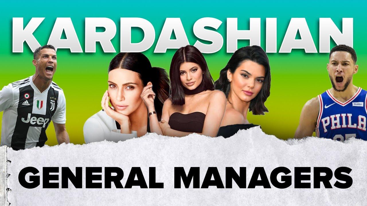 If the Kardashians ran an NBA Team | #shorts