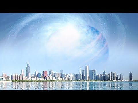 Planet X NIBIRU is coming !!! New amazing pictures of NIBIRU from Chicago - April 2018