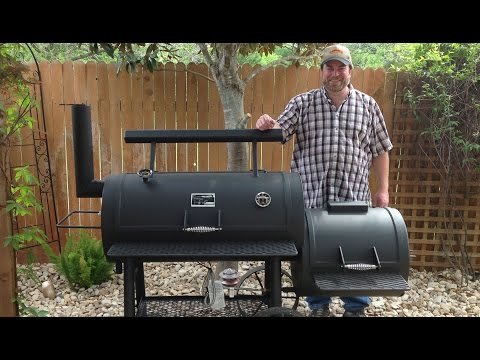 Offset Smoker Fire Management - How To Video